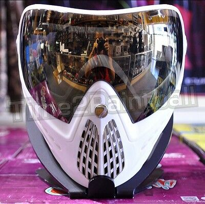 DYE i4 New LE White/ Gold *FREE SHIPPING* Paintball/ Airsoft Goggle Mask
