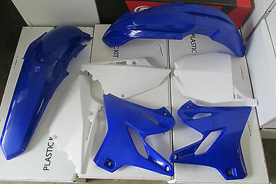 Race Tech Restyle  Plastic Kit Yamaha Yz250 Yz125 2006-2014  Upgrade To The 2015