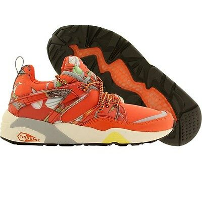 $175 Puma x Swash Women Blaze of Glory orange nasturtium 358856-01
