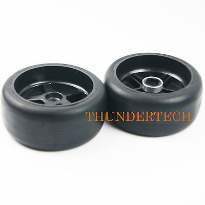 Front Slicks wheels and tries for FG 1/5 Monster Truck T04
