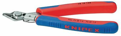 Knipex Electronic Side Wire Cutters without bevel 125mm Precision shaped tips