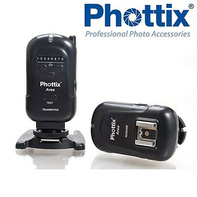 Disparador inalámbrico de flash Phottix ARES