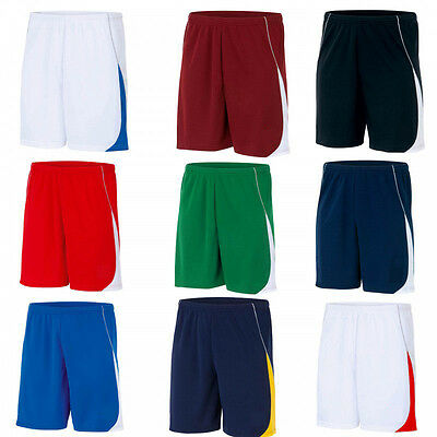 Mens Sport Shorts Football Gym Xs - S - M - L - Xl - Xxl