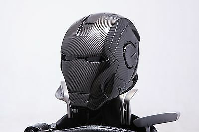 Carbon Fibre Painted Ironman Golf Headcover for Driver upto 460cc