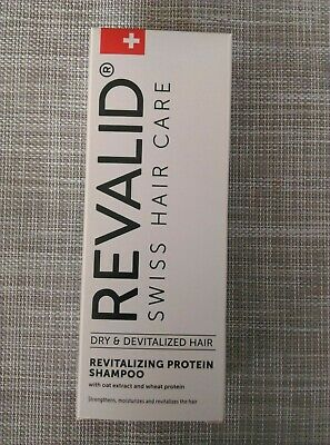 REVALID Revitalizing protein shampoo with oat extract wheat protein for all  hair ad13d2cff3c