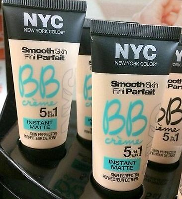 NYC Smooth Skin BB Crème 5 in 1 Skin Perfector ~~ 30ml