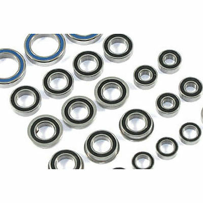 Fastrax 6mm X 12mm X 4mm Teflon Shielded Bearing - FTBB22T