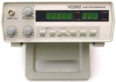 OEM Victor 2MHz Function Generator, VC2002 w/ High Htability And Accuracy, New