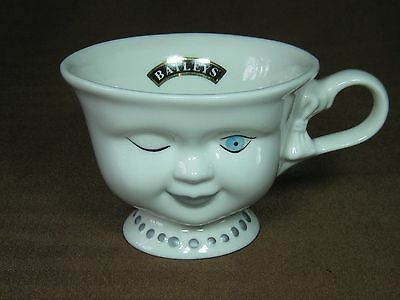 Bailey's Irish Cream Winking Cup Signed by Helen Hunt for L A Youth Network