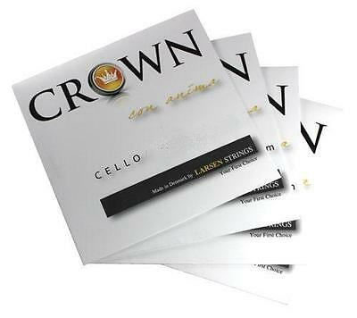 Larsen Crown Cello Strings Set L335-19/20 4/4 Full Size