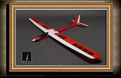 Beili Model/  Dragonfly 1800 EP Composite Glider with Motor  (ARF)