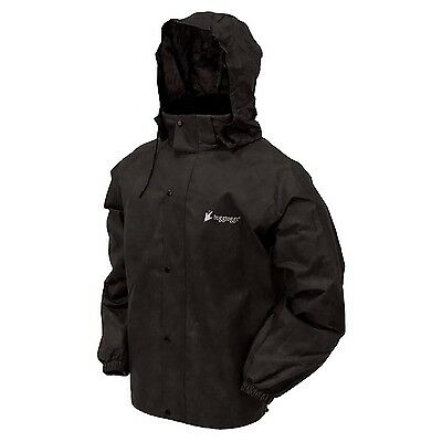 Frogg Toggs All Sport Rain Suit Black X-Large