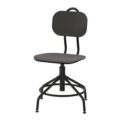 STYLISH IKEA KULLABERG Swivel chair available in 2 colours