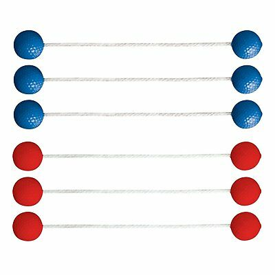 Franklin Sports Bolo Hillbilly Ladder Golf Ball Toss 2 Sets Of Balls Included