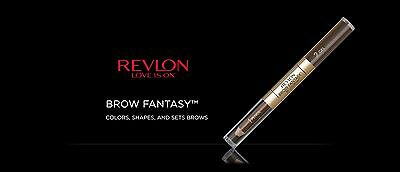 Revlon Colorstay Brow Fantasy Pencil & Gel ~~ Please Choose Shade