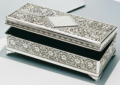 New Not specified HR M Series - Diamond Plate Rectangle Jewellery Box