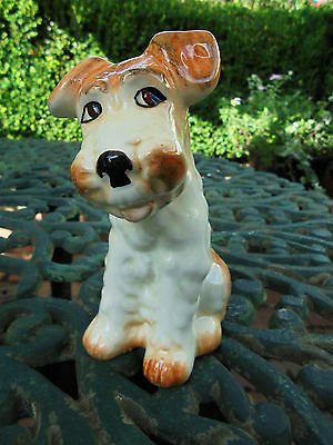 Vintage Sylvac Terrier Dog Model 1378 - Perfect