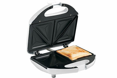 New Sandwich Maker Press Toaster/Toast square loaf bread 2 Slice Tiffany