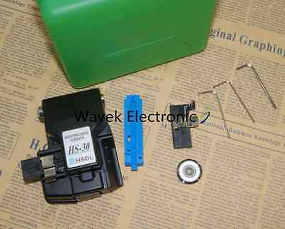 High Precision Fiber Cleaver Cutter Replace Fujikura HS-30 CT-30 Fiber Cleaver