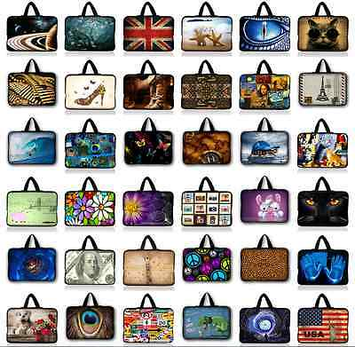 """15"""" inch 15.6"""" Laptop Sleeve Bag Case Cover For HP DELL Toshiba ASUS Sony Acer"""