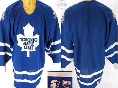 Maillot jersey de hockey NHL Toronto MAPLE LEAFS Taille XL