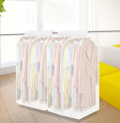 1x Bridal Wedding Long Dress Suits Gown Garment Storage Bag Zip Cover Protector