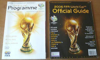 2006 - World Cup, Official Group Stage Programme & Guide *English Edition*.