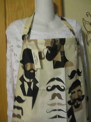 NEW  >NURSING COVER up like HOOTER hider* BREASTFEEDING moustache
