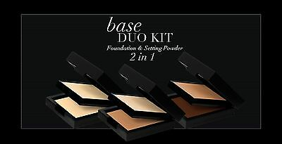 SLEEK MAKE UP BASE DUO KIT 2IN1 with SPF15 ~~ Please Choose Shade~~