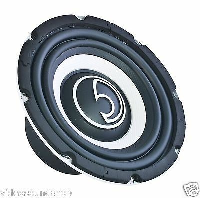 Bass Face Spl10.1 Subwoofer Da 550 Watt Rms/1100 4 Ohm