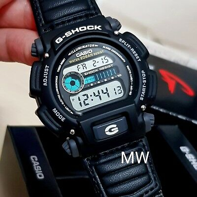 Casio G-Shock Classic Series Men's Watch DW9052V-1D Digital Display Quartz Nylon