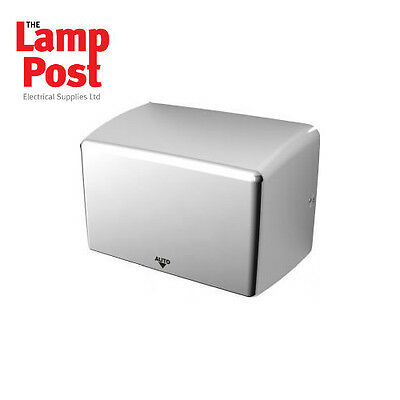ELEX ECOFAST 1.0kW Automatic Hand Dryer - Ideal for Bathrooms & Toilets