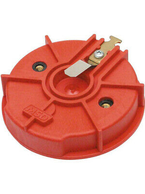 MSD Distributor Rotor, Stainless Steel/Brass Contact, Crank Trigger, V8 (8457)