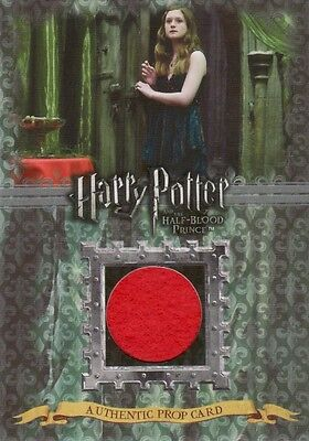 Harry Potter Half Blood Prince Update Table Cloth from Slughorn's P6 Prop Card