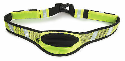 **NEW** Ultimate Performance Reflective Runners Waist Pack with Pocket