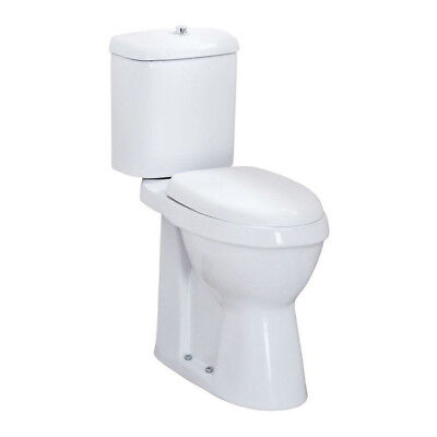 Assisted Living ; Doc M High Rise Toilet ; White Ceramic Close Coupled Aid
