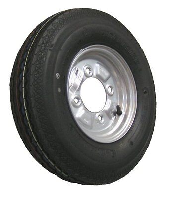 Maypole MP425 400mm x 8-inch Trailer Wheel and Tyre