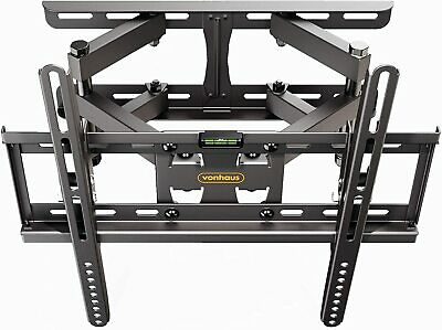 VonHaus Double Arm Cantilever Bracket Wall Mount with Tilt 23-56 inch LCD TV