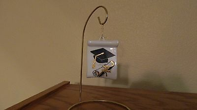 Graduation Gift Ornament Keepsake-- Personalized