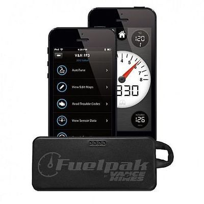 Fuelpak FP3 IOS et ANDROID Vance & Hines pour Harley Davidson 66007 v&h