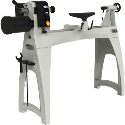 """JET JWL-1640EVS 1.5 HP 16"""" x 40"""" Variable Speed Woodworking Lathe 719500 new"""