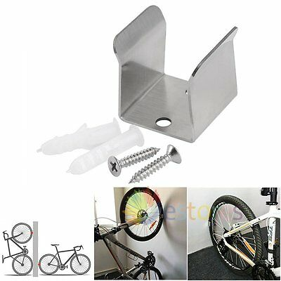 New Road Bike Bicycle Cycling Small Stop Mount Holder Stand Rack Bracket