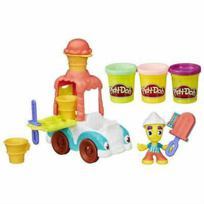 Play-Doh Town Ice Cream Truck from Hasbro B3417