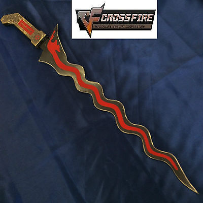 Game Crossfire Malay Blood Dragon Sword & cover