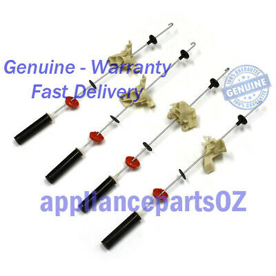 424495P Suspension Kit Aqua Pkt4-Blk Fisher Paykel Washing Machine Parts