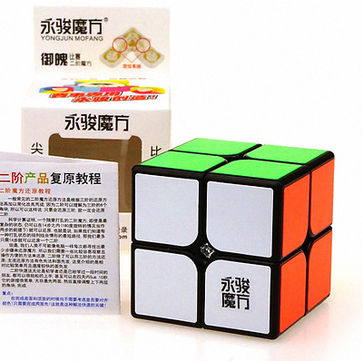 """3X3X3  Magic Ultra-smooth 1.2"""" Professional Speed Cube  Puzzle Twist Kids Gift"""