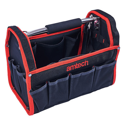 "Heavy Duty 13"" 330Mm Tool Box Chest Bag Storage Tote Bag Caddy Holdall Case New"