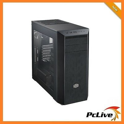 NEW Cooler Master MasterBox 5 Quiet Mid Tower USB 3.0 Gaming Case Window Panel