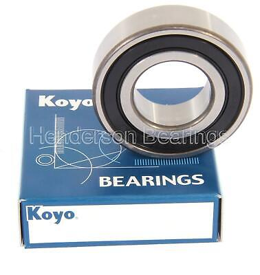 60 Series Motorcycle Wheel Bearing, Sealed, Genuine Koyo Quality - Choose Size