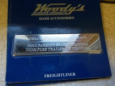 NEW Woodys Freightliner Air Pressure Dash Accessory 9513840058 *FREE SHIPPING*
